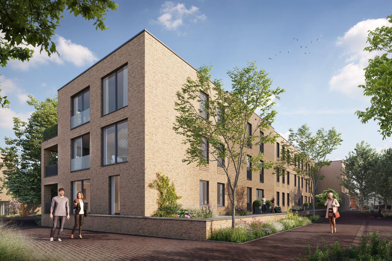 Bekijk foto 2 van Vrouwjuttenhof 44 Bnr 7