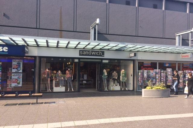 Winkelcentrum Woensel 112, Eindhoven