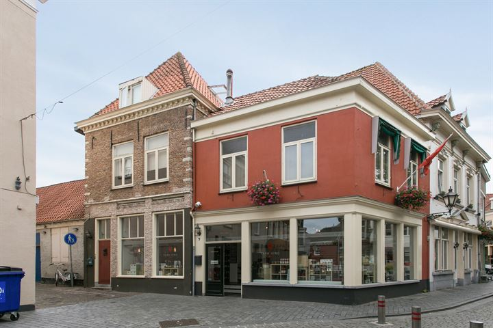 Bosstraat 7 7a-b, Bergen op Zoom