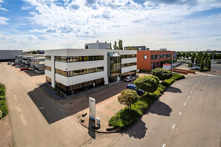 Zandsteen 54-64, Hoofddorp