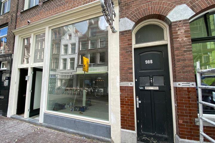 Haarlemmerstraat 100, Amsterdam