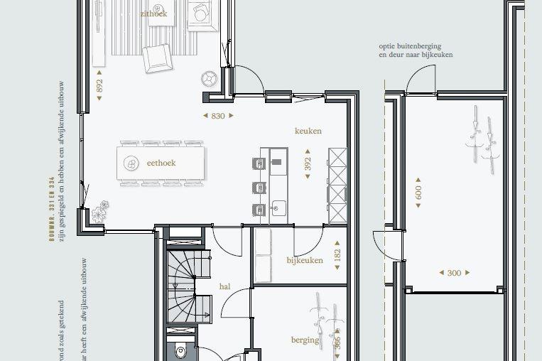 Bekijk foto 4 van 13 luxe woningen Laarveld - Keurboek K331