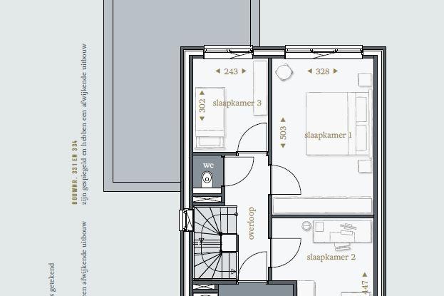 Bekijk foto 5 van 13 luxe woningen Laarveld - Keurboek K331