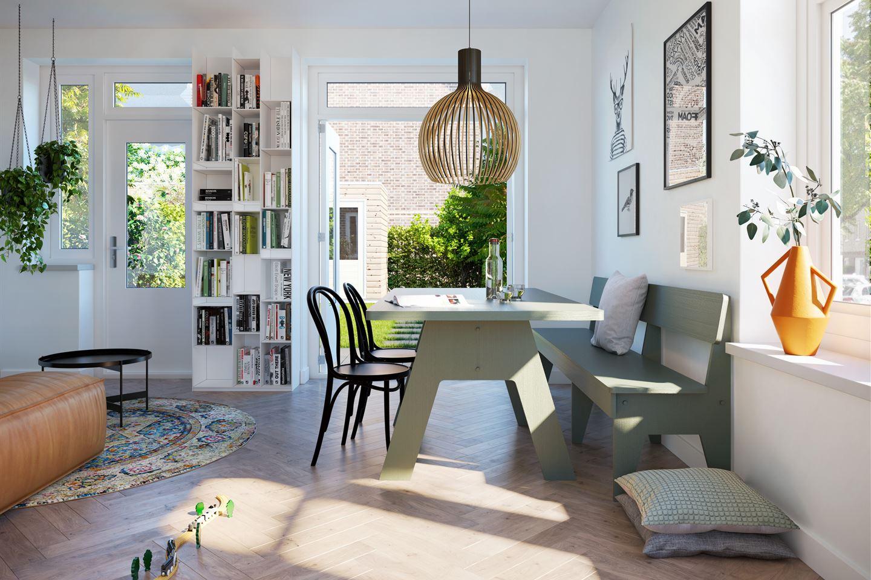 Bekijk foto 4 van Meidoornplein hs (Bouwnr. 15)