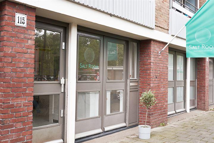 Karel Klinkenbergstraat 115-117, Amsterdam