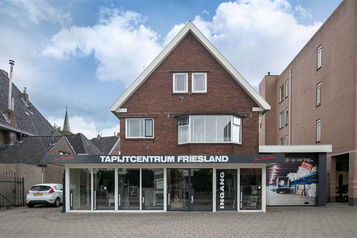 K R Poststraat 6, Heerenveen