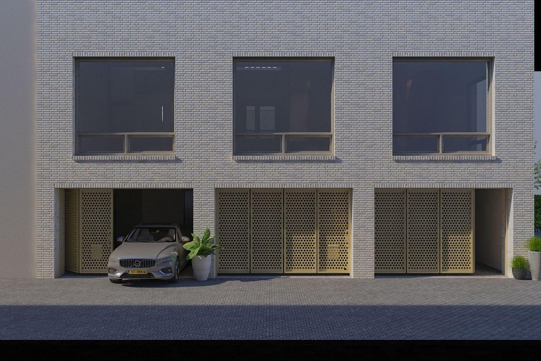 Bekijk foto 2 van Stadsvilla tussen (Bouwnr. 1)