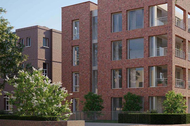 Kloosterstraat, geb. Z - Appartement Type 5