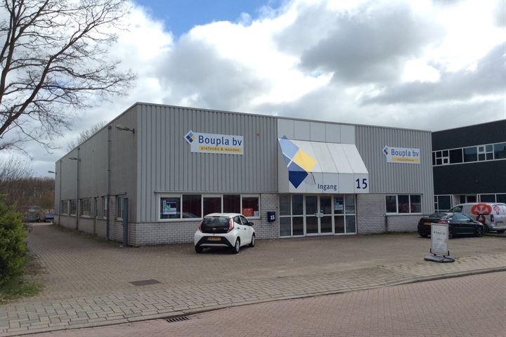 Overijsselhaven 15, Nieuwegein