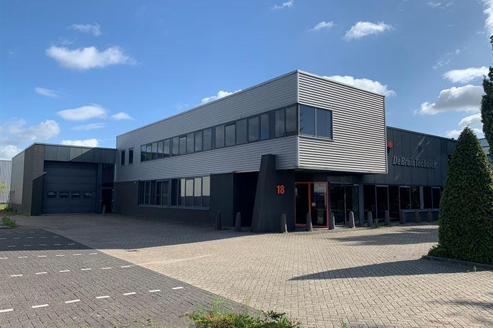 De Witbogt 18, Eindhoven