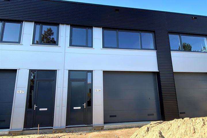 Aluminiumstraat 10 -26, Zoetermeer