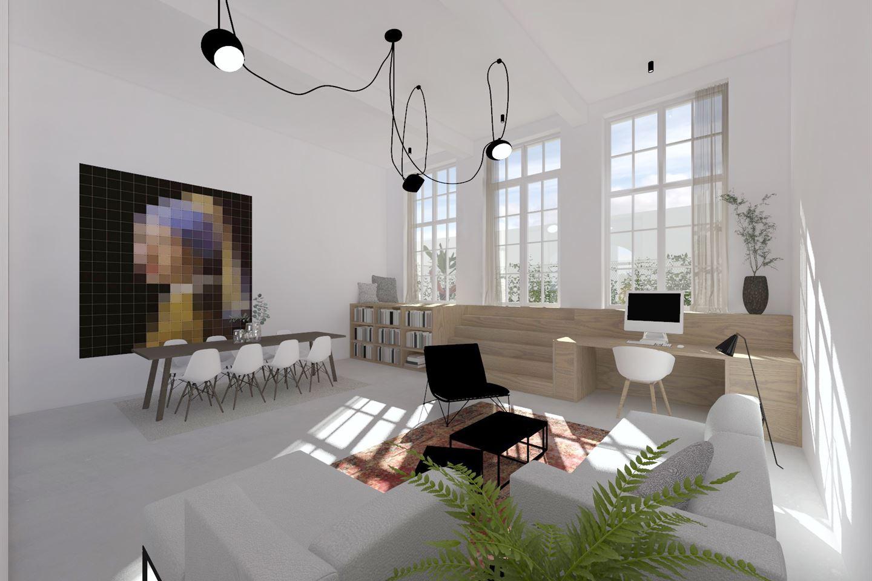 View photo 3 of Grondherenstraat 62 app. 3
