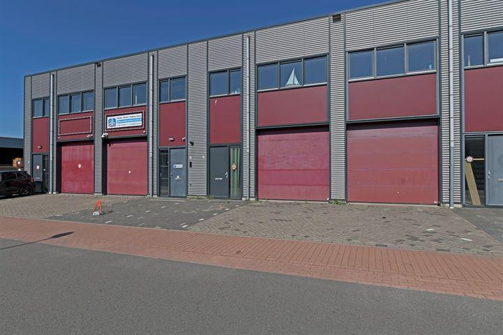Jan Tinbergenstraat 8 b, Reeuwijk