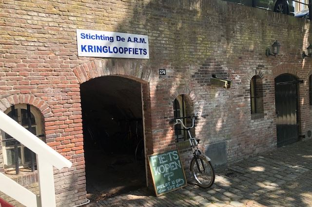 Oudegracht 274 ad werf