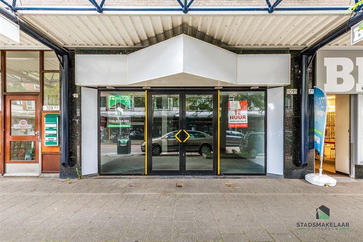 Peppelweg 109 A, Rotterdam