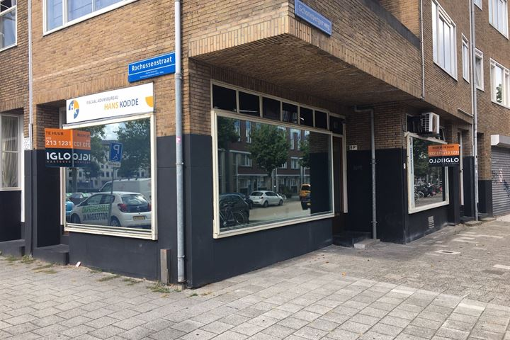Schonebergerweg 89 B, Rotterdam