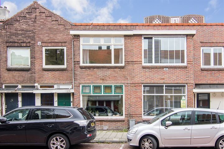 Slachthuisstraat 23 rood