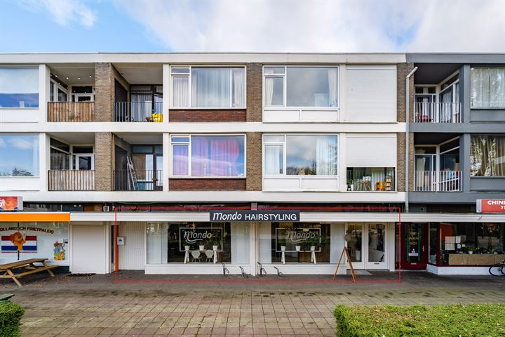 Erasmusplein 9, Breda