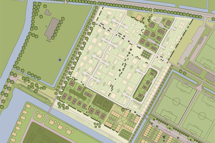 Parijsch: Architectenkavels fase 2 te Culemborg