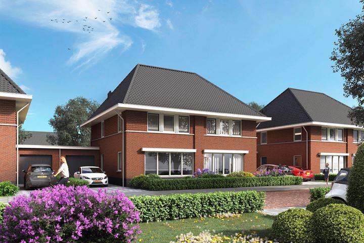 11 woningen plan De Onderneming SEW-terrein te Nibbixwoud