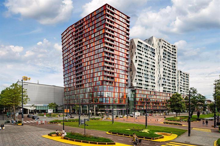 Kruisplein 478-488, Rotterdam