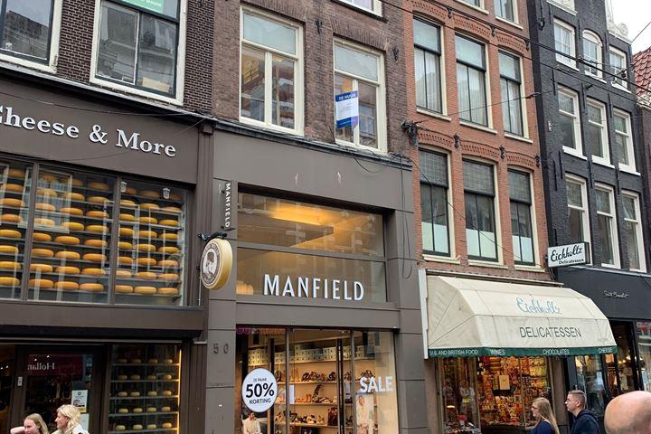 Leidsestraat 50, Amsterdam