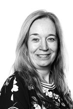 I.J.M. Groenevelt - Secretaresse