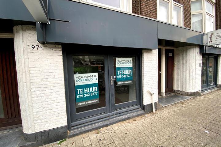 Schiedamseweg 97, Rotterdam