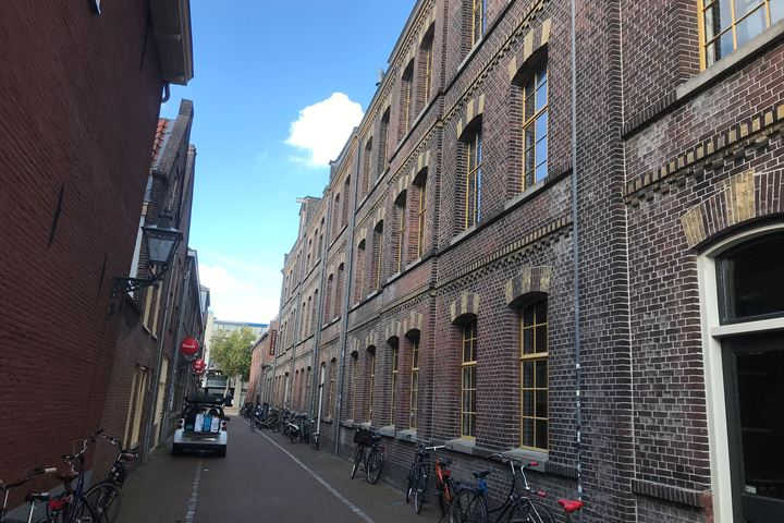 Marktsteeg 1, Leiden