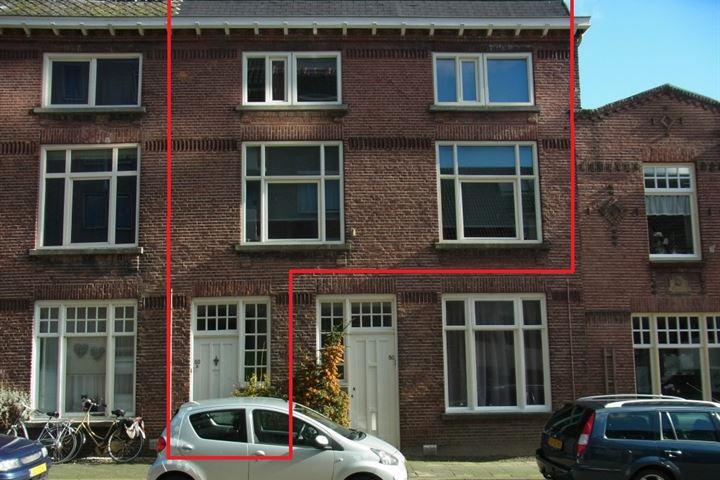 Boxhornstraat 50 A