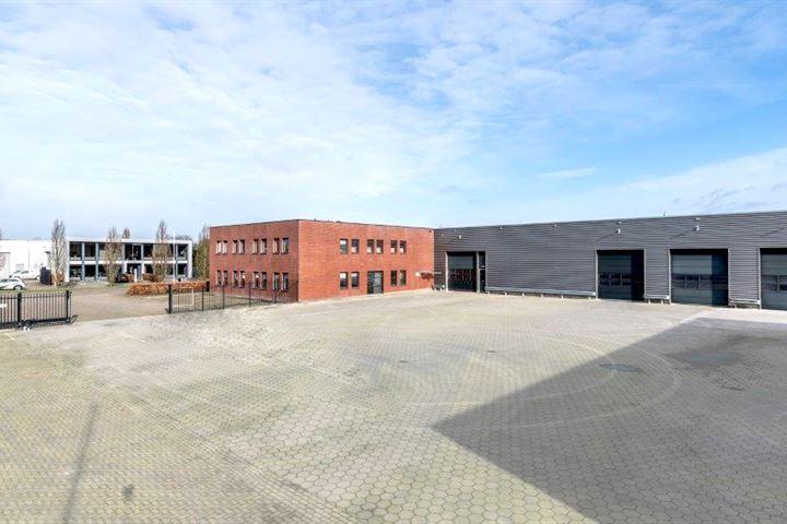 Veldsteen 19, Breda