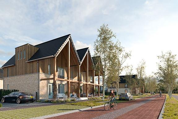 Park van Buijsen F4 - Zilverplevier (Bouwnr. 58)