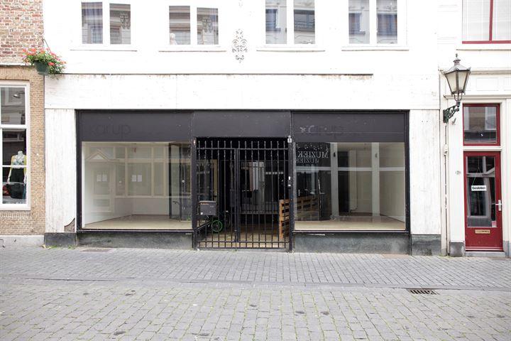 Fortuinstraat 17 a, Bergen op Zoom