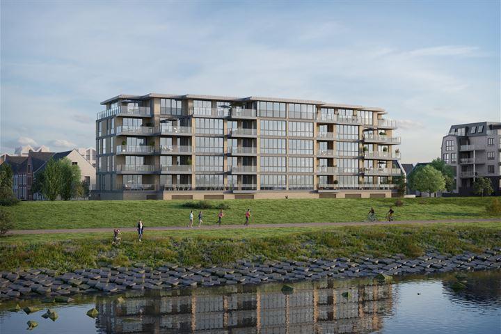 De Kade - Sluyse Diep - Panorama appartementen