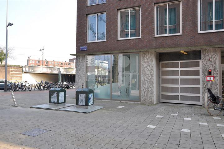 Wibautstraat/Marcusstraat PP