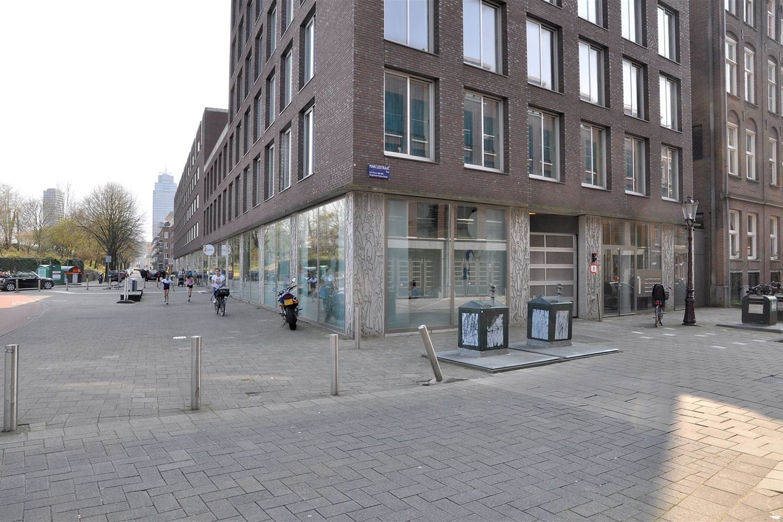 Bekijk foto 2 van Wibautstraat/Marcusstraat PP