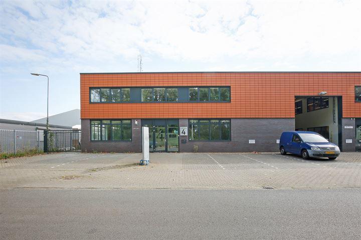 Radonweg 4, Amersfoort