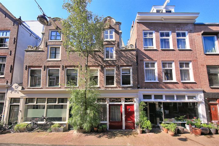 Tweede Rozendwarsstraat 14 HS- BV