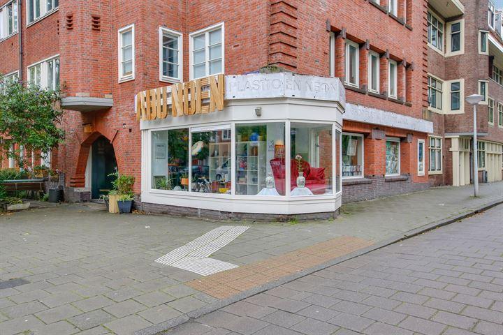 Vespuccistraat 117 H, Amsterdam