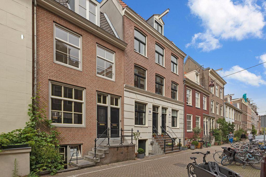 Bekijk foto 1 van Derde Weteringdwarsstraat 3 A