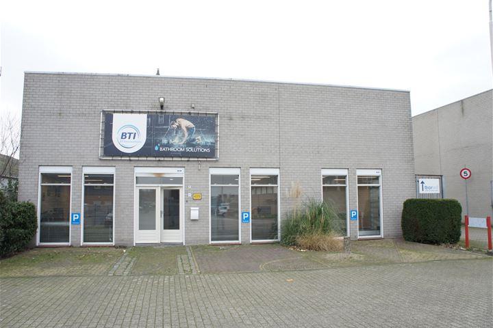 Watermanstraat 9, Tilburg