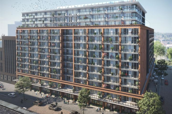 Dynamostraat 26 -34, Rotterdam