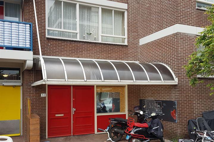 Borgerstraat 32, Amsterdam