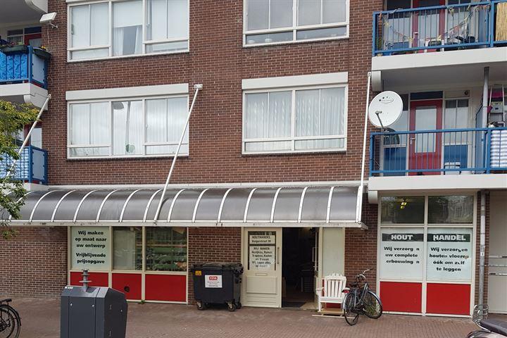 Borgerstraat 38, Amsterdam