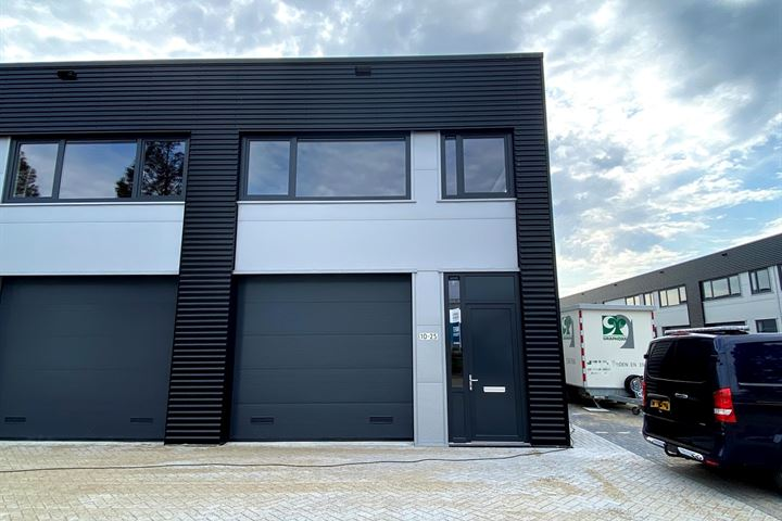 Aluminiumstraat 10 -25, Zoetermeer