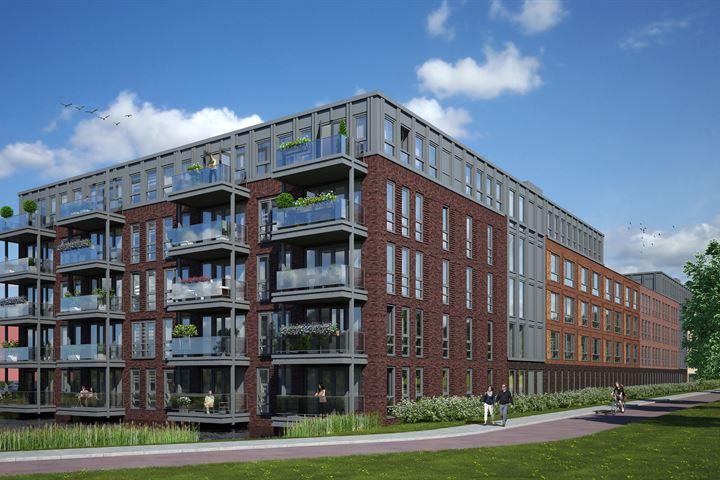 Appartement type V Penthouse (Bouwnr. 52)