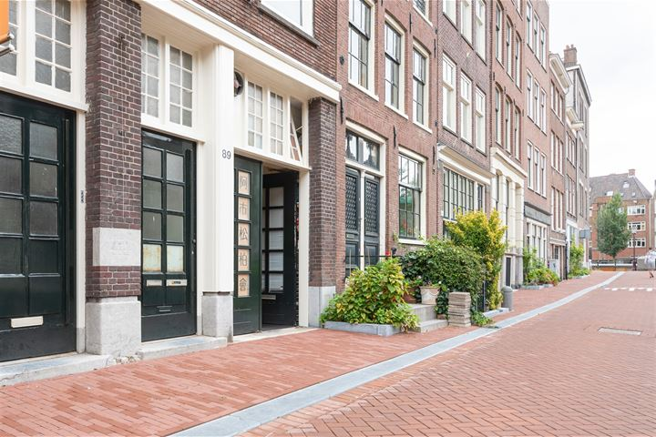 Recht Boomssloot 89 -H, Amsterdam