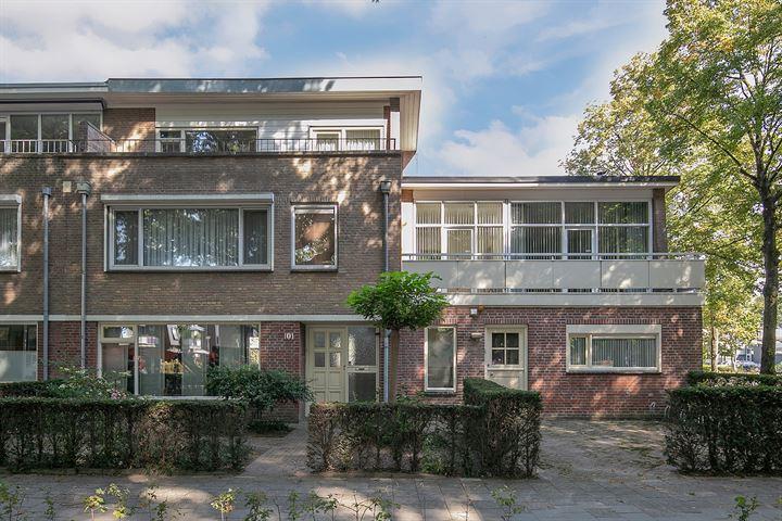 Lage Witsiebaan 101, Tilburg