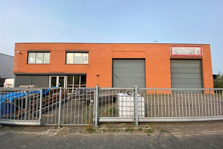 Tinus van der Sijdestraat 1a - 1aa, Sprang-Capelle