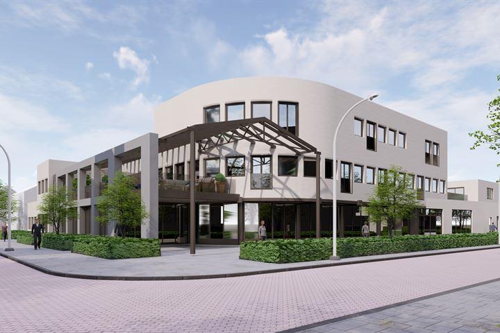"""Appartementencomplex """"De Markt"""""""